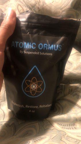 Atomic Ormus photo review