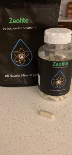 Zeolite photo review